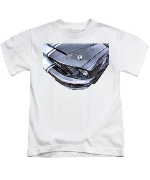 Shelby Super Snake At The Ace Cafe London Kids T-Shirt