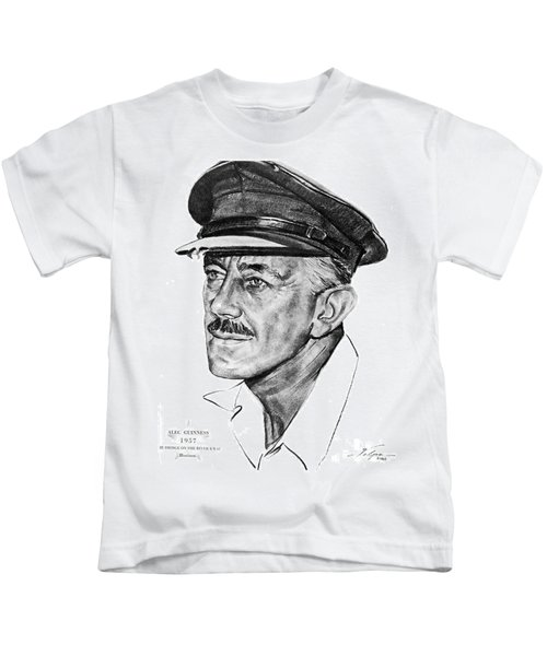 Sir Alec Guinness, Actor Kids T-Shirt
