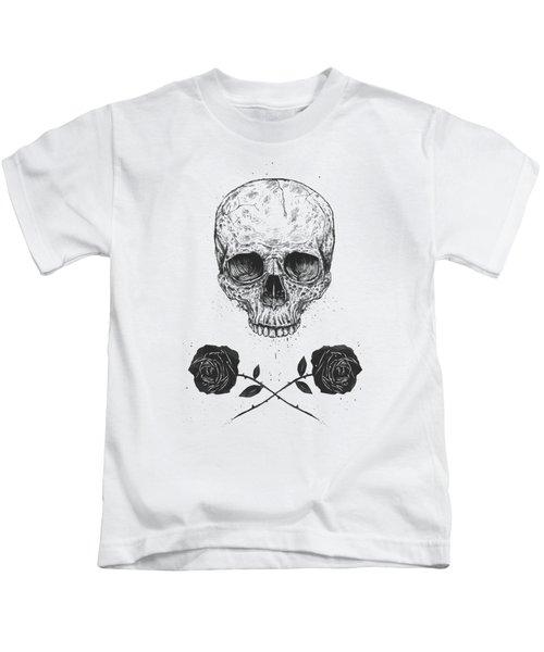 Skull N' Roses Kids T-Shirt