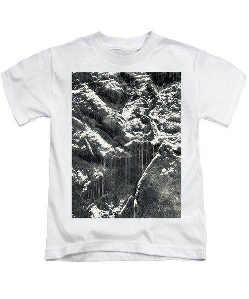 Snow And Deception  Kids T-Shirt