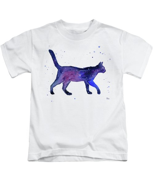 Space Cat Kids T-Shirt