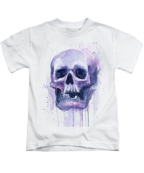 Space Skull Kids T-Shirt