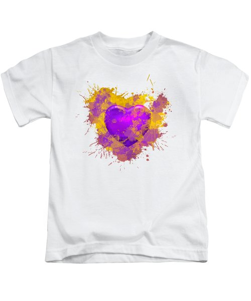 Stain Lakers Kids T-Shirt