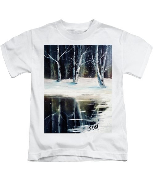 Still Winter Kids T-Shirt