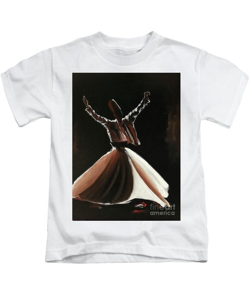 Sufi-s001 Kids T-Shirt