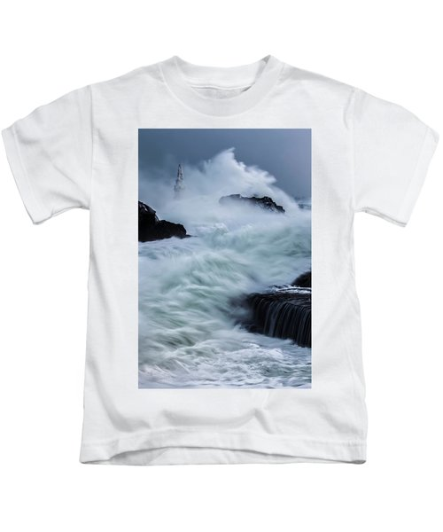 Swallowed By The Sea Kids T-Shirt