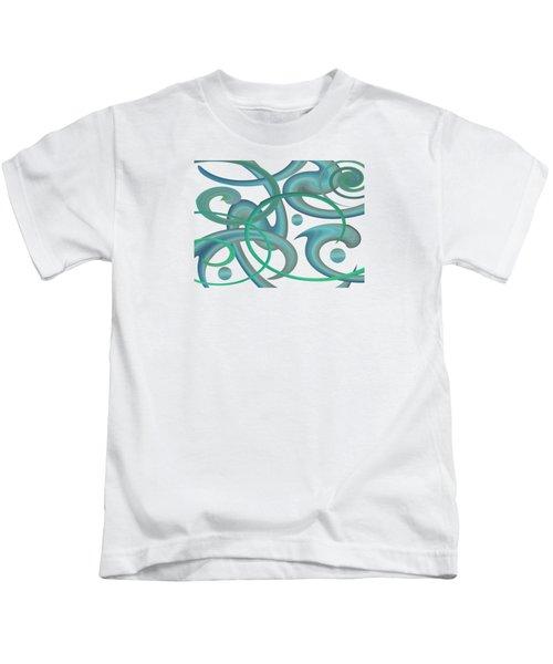 Tears Of Neptune Kids T-Shirt