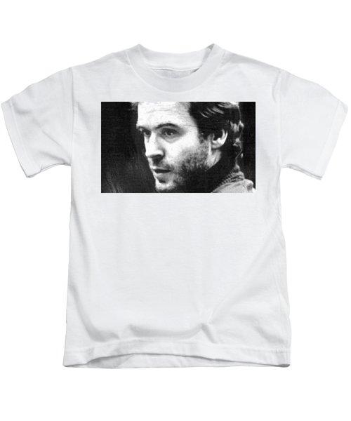 Ted Bundy Court Kids T-Shirt