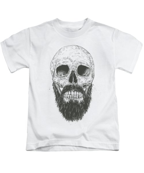 The Beard Is Not Dead Kids T-Shirt