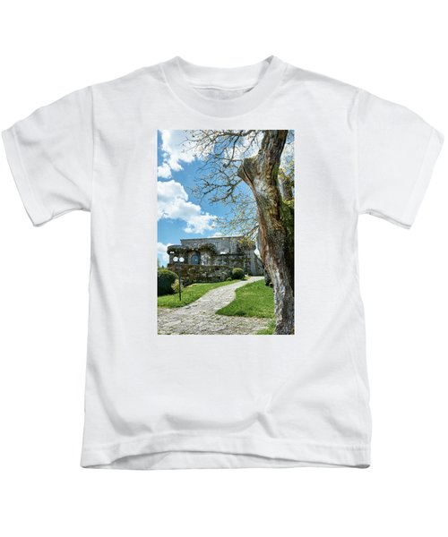 The Castle Of Villamarin Kids T-Shirt