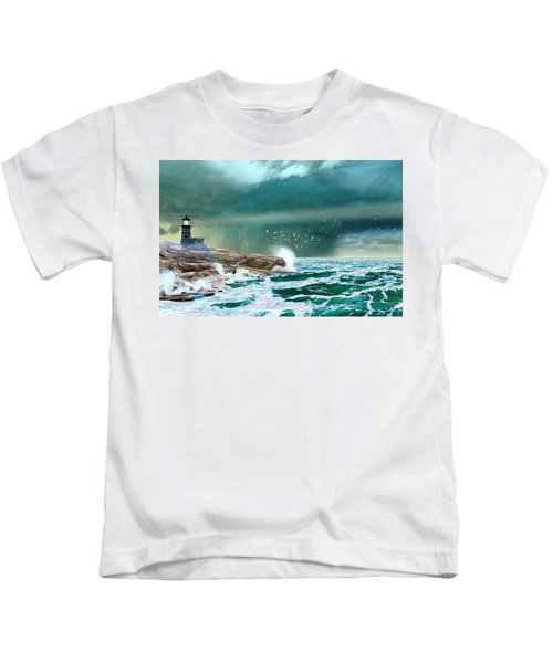 The Eye Of Neptune Kids T-Shirt
