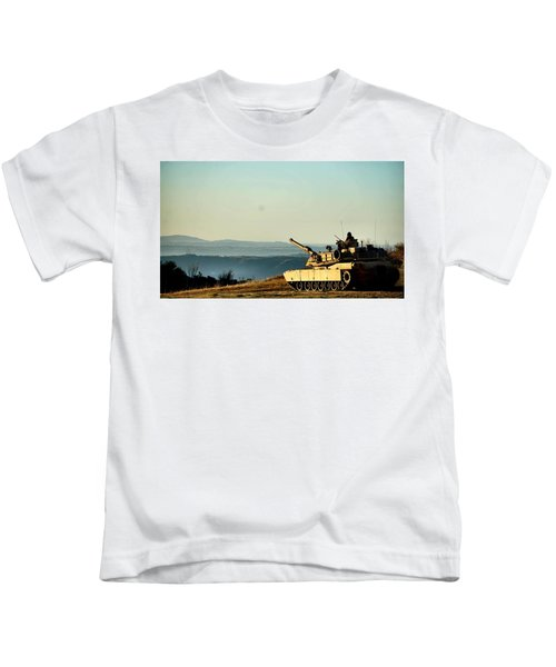 The Long Road Home Kids T-Shirt