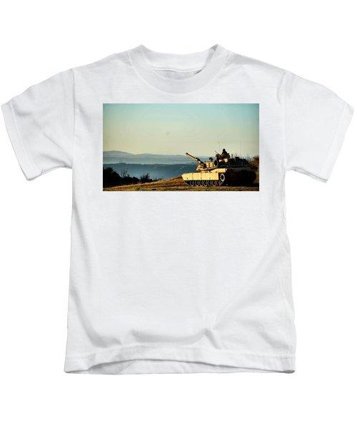 The Long Road Home Kids T-Shirt