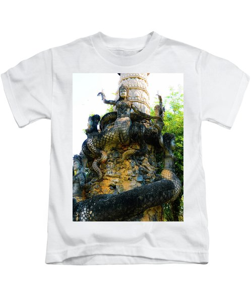 The Magic Of Sala Kaew Ku Kids T-Shirt