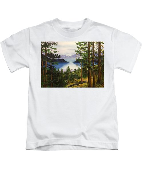 The Narrows  Kids T-Shirt