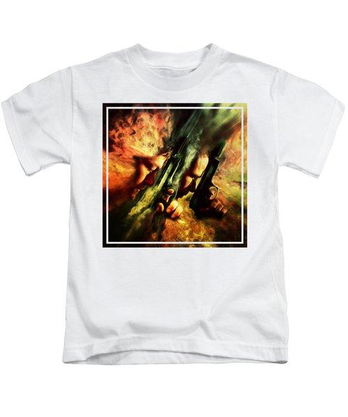 The Sandstorm Saints Kids T-Shirt