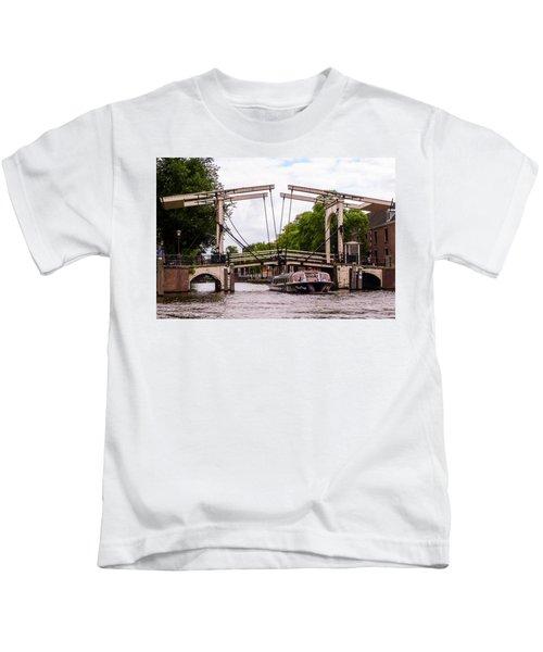 The Skinny Bridge Amsterdam Kids T-Shirt