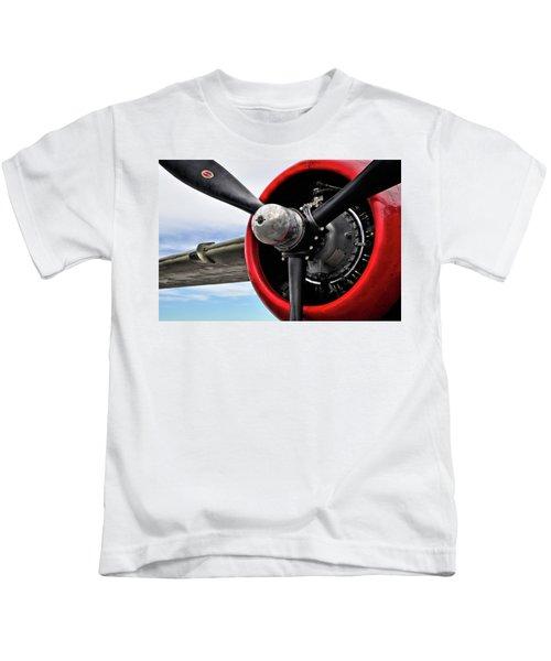 The Sky's The Limit Kids T-Shirt
