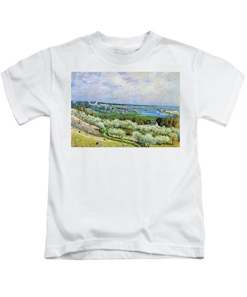 The Terrace At Saint - Digital Remastered Edition Kids T-Shirt
