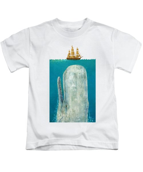The Whale  Kids T-Shirt