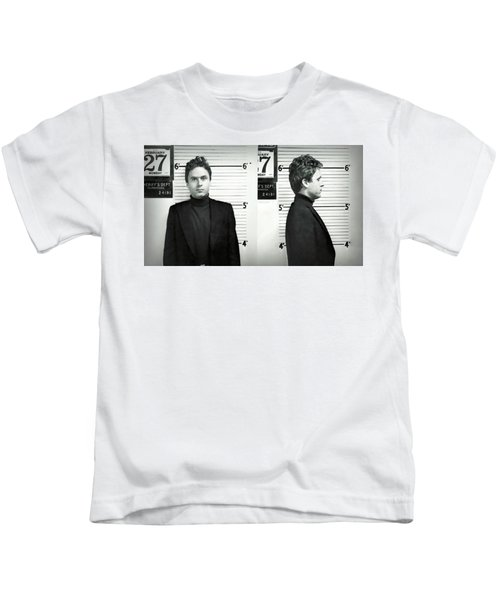 Theodore Bundy - Florida Mugshot 1978 Kids T-Shirt
