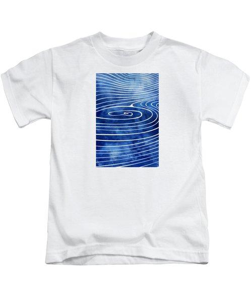 Tide Xvii Kids T-Shirt