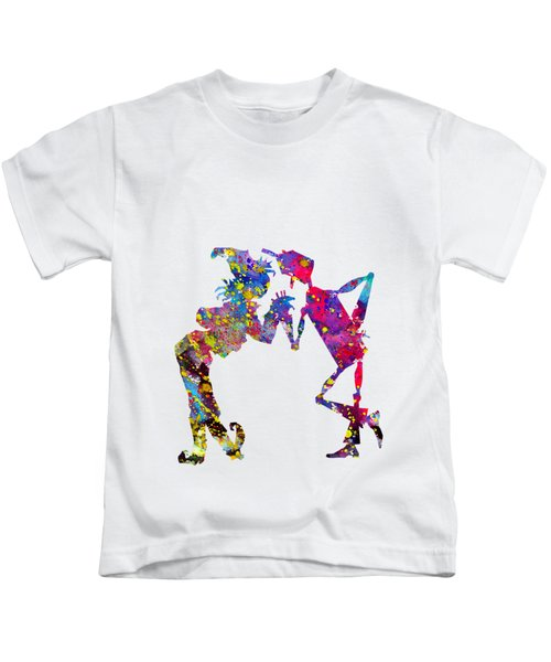 Tin Woodman And Scarecrow Kids T-Shirt