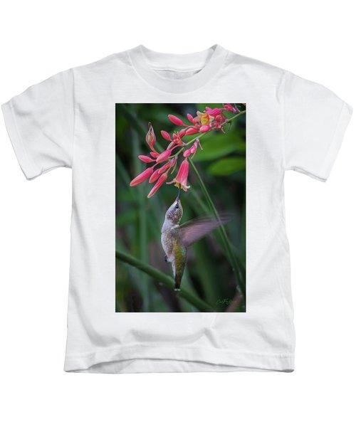 Tiny Acrobat Kids T-Shirt