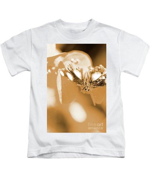 Toned Tropics Kids T-Shirt