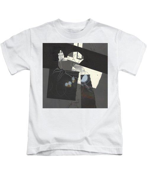 Torn Beauty No. 2 Kids T-Shirt
