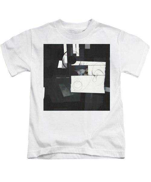 Torn Beauty No. 7 Kids T-Shirt
