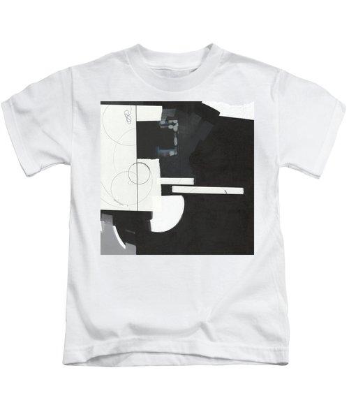 Torn Beauty No. 8 Kids T-Shirt