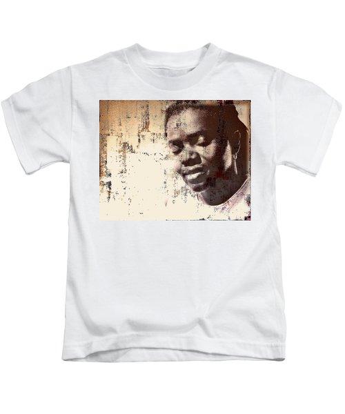 Tracy Chapman Kids T-Shirt