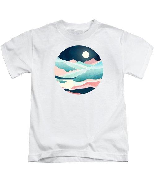Tranquil Vista Kids T-Shirt