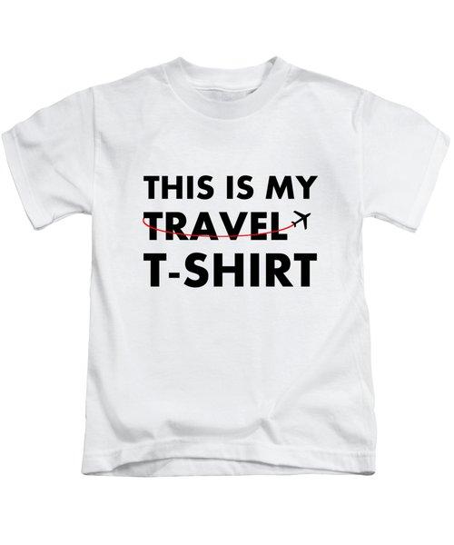 Travel Tee 2 Kids T-Shirt