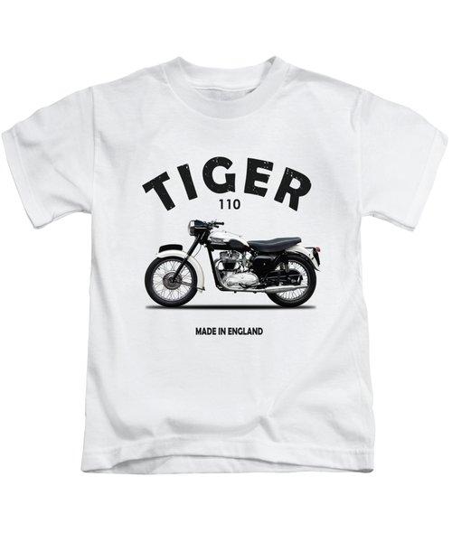 Triumph Tiger 1959 Kids T-Shirt