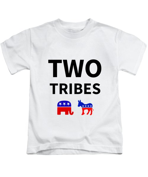 Two Tribes Kids T-Shirt