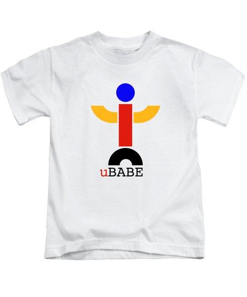 uBABE Boy Kids T-Shirt
