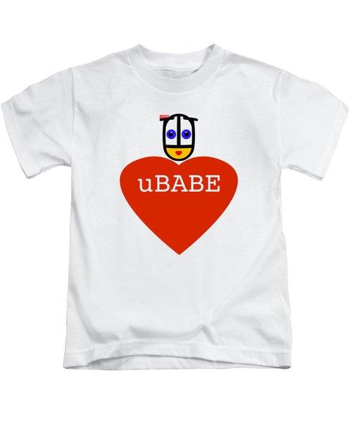 uBABE Love Kids T-Shirt