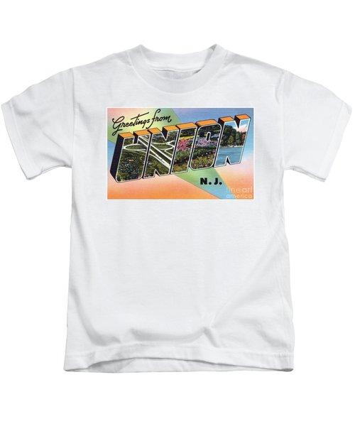 Union Greetings Kids T-Shirt