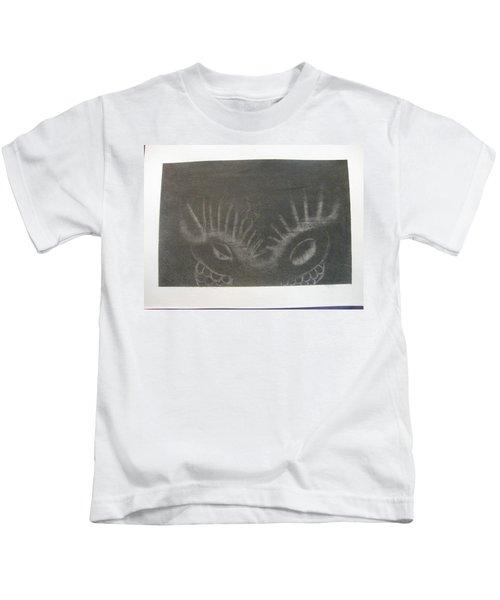 Upper Dragon Face Kids T-Shirt