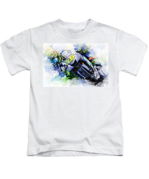 Valentino Rossi - 20 Kids T-Shirt