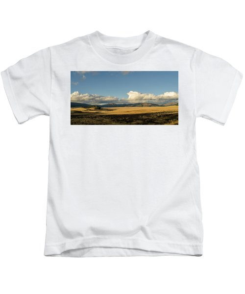 Valles Caldera National Preserve II Kids T-Shirt