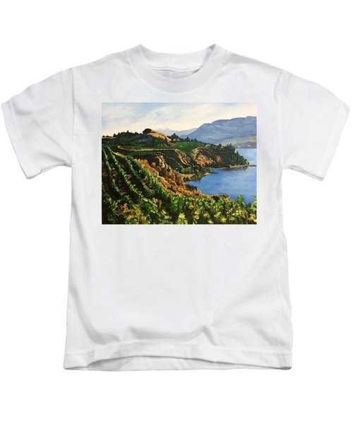 Valley Vineyard Kids T-Shirt