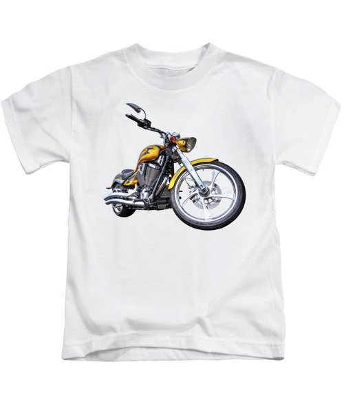 Victory Motorcycle 106 Kids T-Shirt
