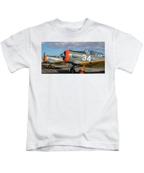 Vintage Trainers Kids T-Shirt
