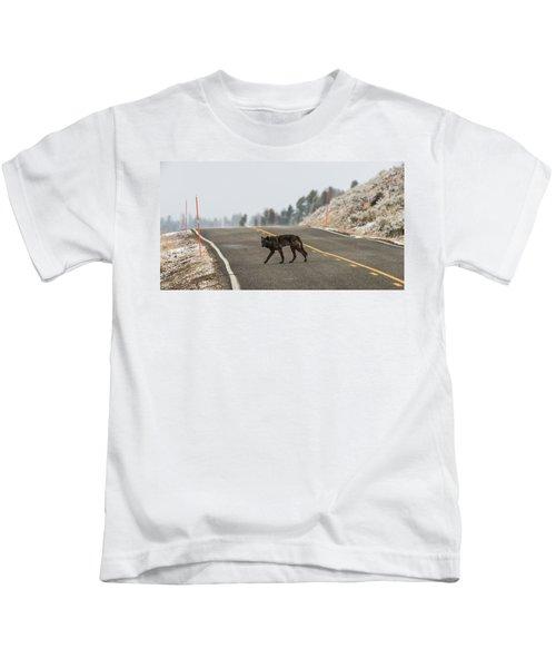 W55 Kids T-Shirt