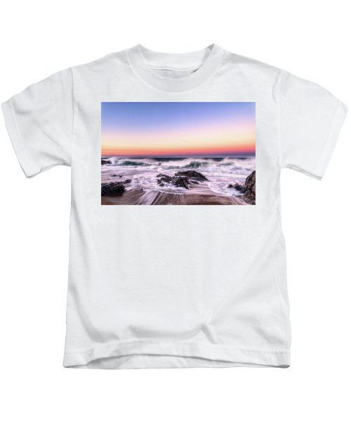 Wave Action Kids T-Shirt