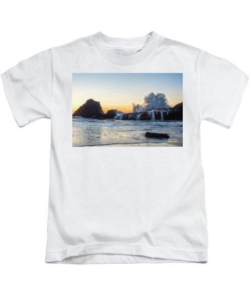 Wave Burst Kids T-Shirt