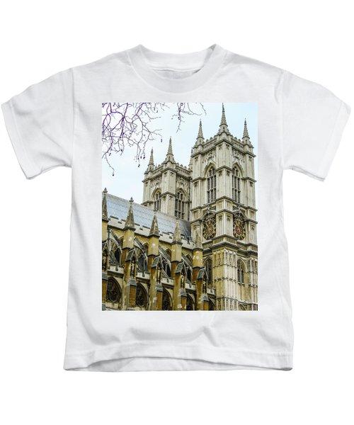 Westminster Abbey Kids T-Shirt